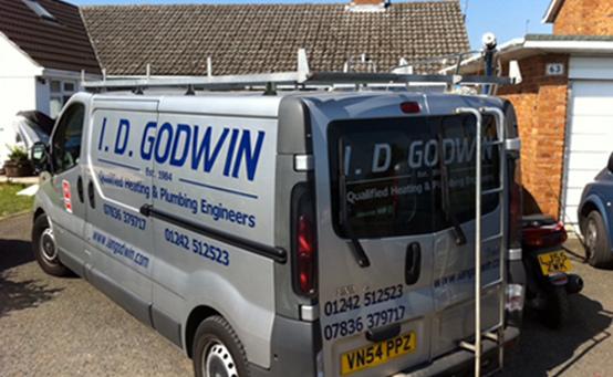 I.D Godwin Van